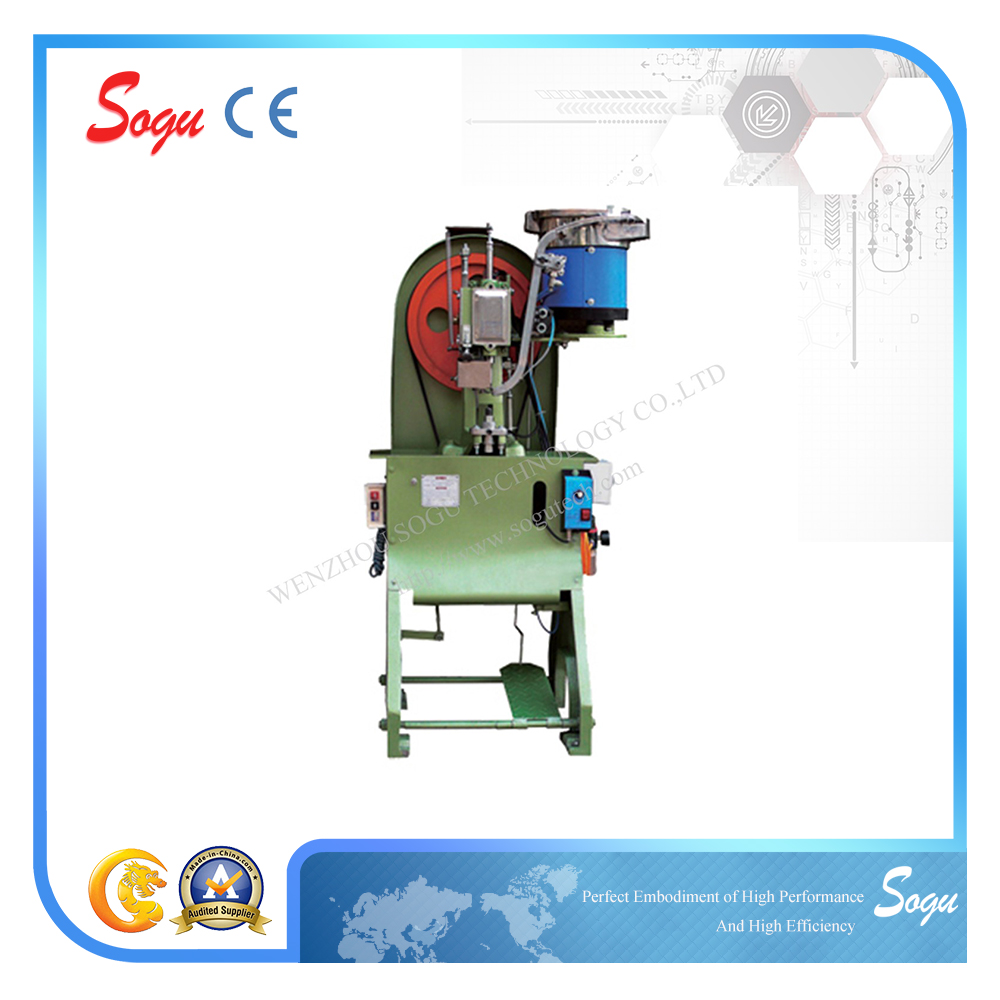 Well-trained And Passionate Team For Sales and After-Service shoe eyelet fastening machine price