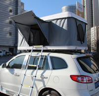 4X4 0ff-road hard shell roof top tent in Beijing