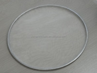 double ply white color mesh drum head