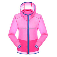 spring &summer sunprotective waterproof women clothing