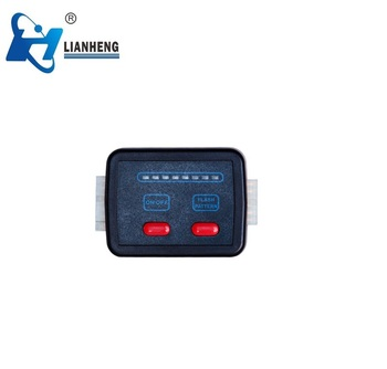 Switch box of warning light bar, controller box for led warning lights
