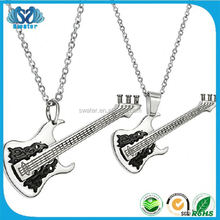 Bijouterie China Guitar Pick Pendant