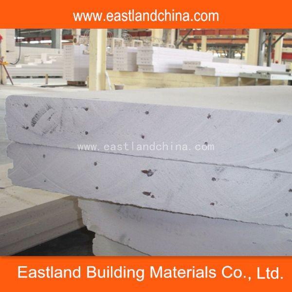 Eastland autoclave panel de hormig n celular construcci n - Hormigon celular precio ...