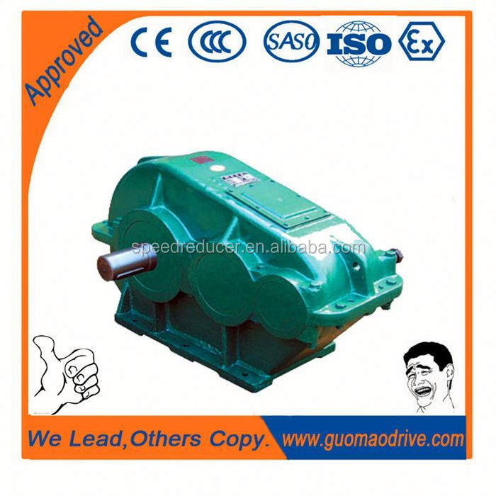 Top quality double-helical gear speed reducer for rolling mill uncoiler zq gearbox JZQ/ZQ500