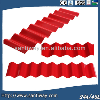 brand new corrugated metal roofing sheet