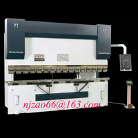 Zhongao Brand CNC Press Brake ,CNC Hydraulic Press Brake 125T/3300