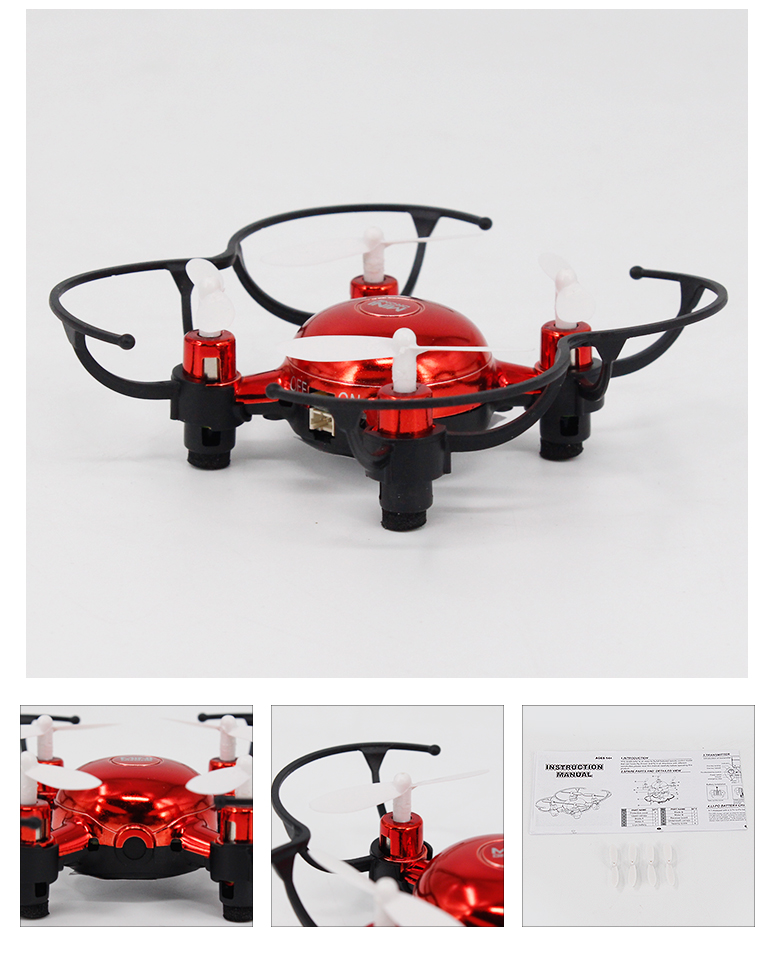 Mini Funny toy 4 axis rc drone Wifi Camera quadcopter With Altitude Hold Function