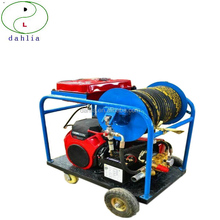 300~400mm Hotel sewer tube and sewage pipe cleaner machine for sale