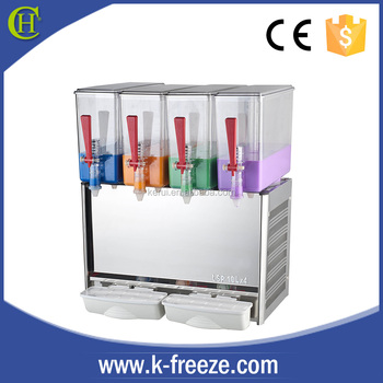 commercial use juice dispenser