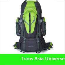 Hot Sale custom cheap large waterproof climbing backpack