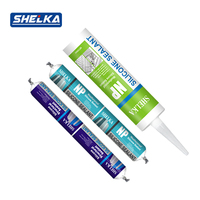 best price acetic advanced np silicone sealant for good adhesion