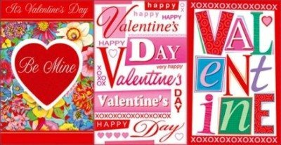 valentines Day Greeting Card Assortment
