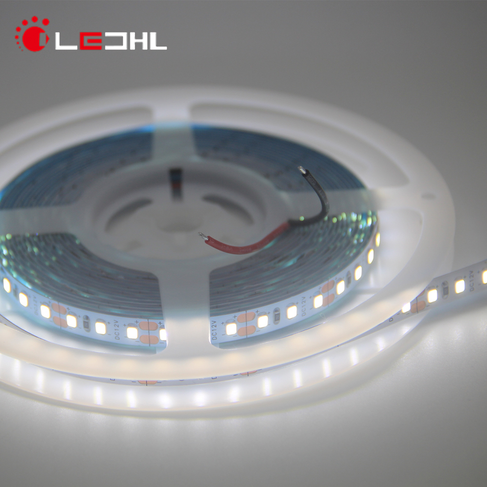 non waterproof epistar 12V 24v 60 120 <strong>leds</strong>/m white smd2835 SMD 2835 flex <strong>LED</strong> strip