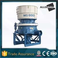 Allis Saga MH&MS Series High capacity single cylinder small cone crusher