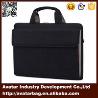 15 inch notebook messenger case sleeve/ laptop PC briefcase