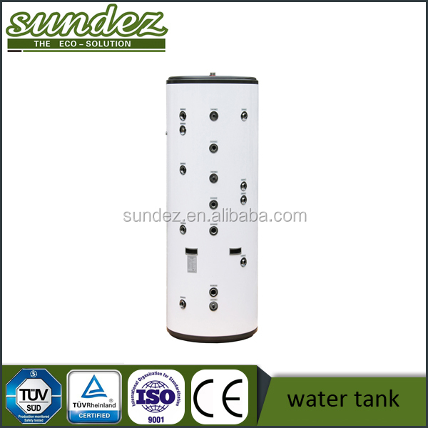 Sundez indirect water supply cooling/heating buffer tank 100L 200L 300L 400L 500L