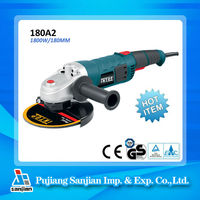 Angle Grinder 1800W 180MM maktec Power Tools 180A2 marble cutter