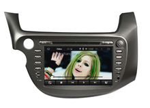 8 inch fit gps navigation 2009-2011 car dvd player left side with android 5.1 system