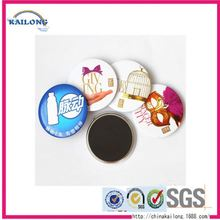 Personalized Double Sided Fashion Fridge Magnet Promotional Metal