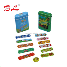 universe printing, tiger printing, bear and elephant printing Cartoon bandages