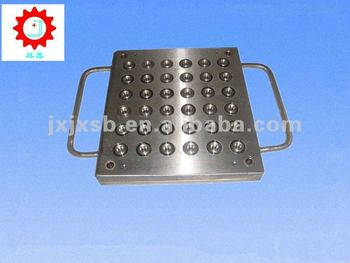 Custom-made rubber mould of vehicle spare parts metal stamping
