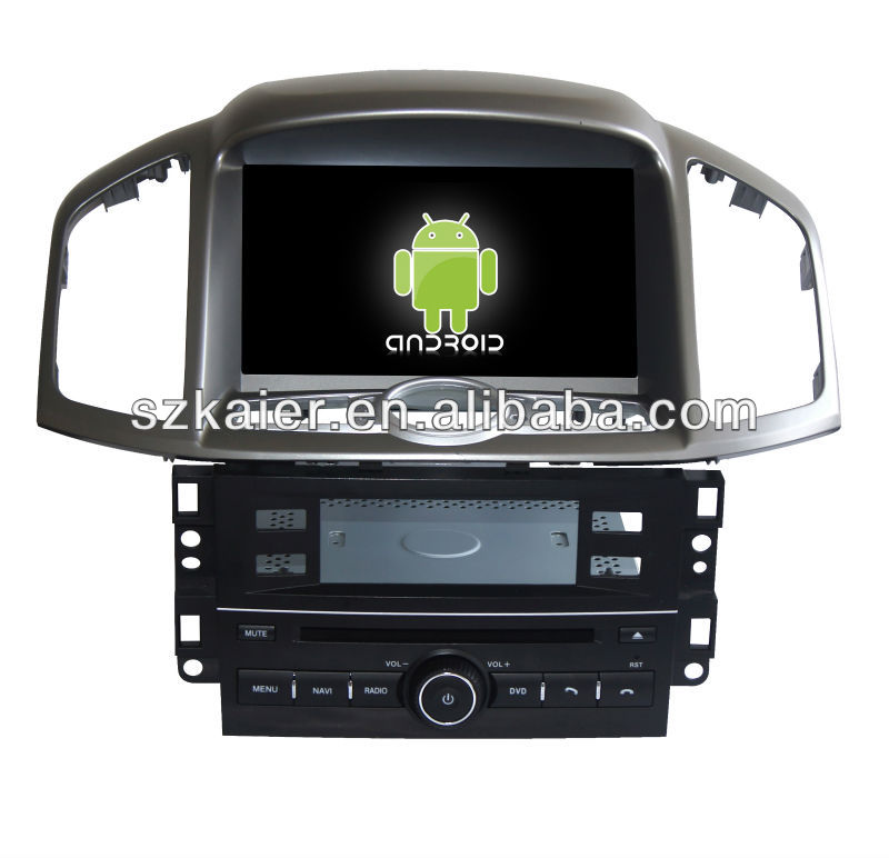 Android system car dvd for Chevrolet Captiva/Epica