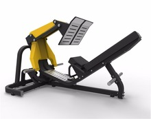 New Design Commercial Gym Equipment/Strength Machine 45 Degree Leg Press Machine/hack squat machine