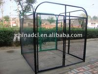 big dog house,metal dog cage
