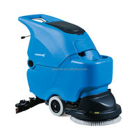 R50B commercial floor washing scrubber