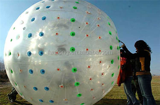 Children and adults inflatable zorb ball for sale human hamster balls