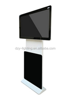 42 inch stand alone advertising player wifi LCD/LED digital signage with rotated shape display