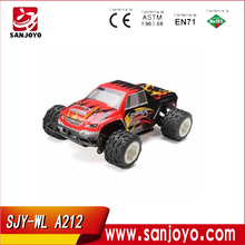 WLtoys RC Car A212 1/24 Hight Speed Racing Car Electric 4WD Monster Truck SJY-A212