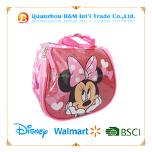 Popular Personalized Cartoon Kids Lunch Bags For Grils