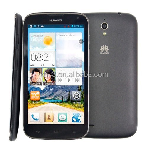 Huawei G610S 4GB Black, 5.0 inch 3G Android 4.2 Phablet, MTK6589M 1.2GHz Quad Core, RAM: 1GB