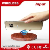 Wholesale qi wireless charger pad wood wireless charger 18650 qi wireless charger