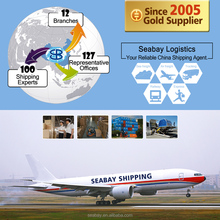 cheap air cargo courier to door service to brazil