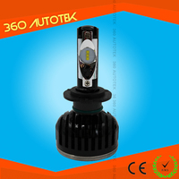 Hot sales G5 4000lm H1 H3 H7 H4 880 881 9006 9005 h11 led headlight for motorcycle, car