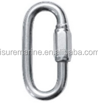 STAINLESS STEEL S.STEEL FITTINGS quick links in stainless steel FOR BOAT SHIP MARINE