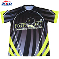 OEM top quality dry fit girls softball jerseys