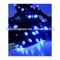 Outdoor Waterproof blue LED String Light