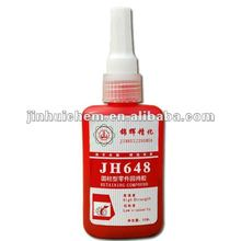 Yantai retaining compound acylic adhesives anaerobic adhesives638