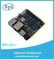 SinoV-BPI-M2 plus-H3 Quad-Core 1GB Banana Pi BPI-M2+ single board