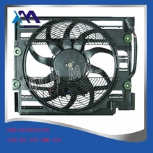 Best Price Auto Parts Radiator A/C Condenser Fan Assembly For E39 BMW 525I 530I 540I M5 OEM:64546921395 64546921946 2000-2003