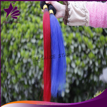 wholesale new trending hot products red color indian remy human hair weaving human hair extension