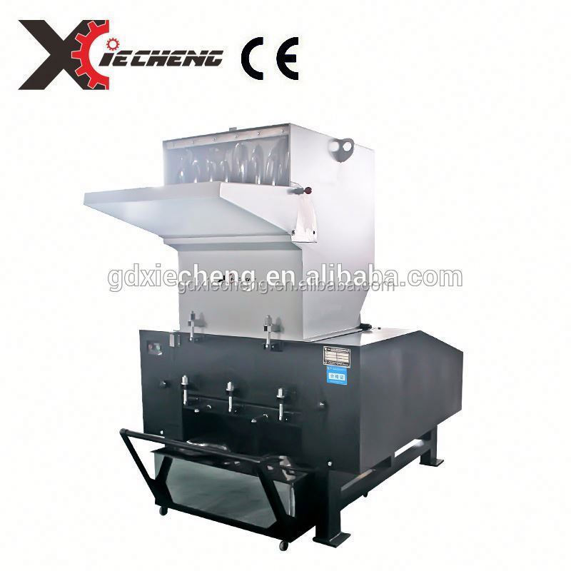 manual pe plastic crusher