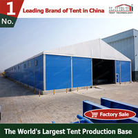 Large Aluminium Structural Industrial Storage Tent for Sale