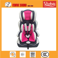 Child car seat child safety car seat child car safety seat for Group 1+2+3 with Emark certification(E8)