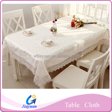 Fair or Exhibition Display Tablecloths for Showing Product