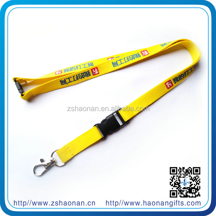 Best quality cheap led custom lanyard products imported from china