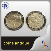 Custom Coin Machine New Gifts Chanllenge Silver Coin